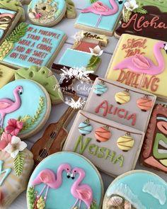 Luau cookie