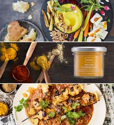 NOMU loves turmeric! Read all about it on our blog.