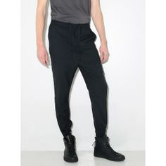 track pant black by Oak.