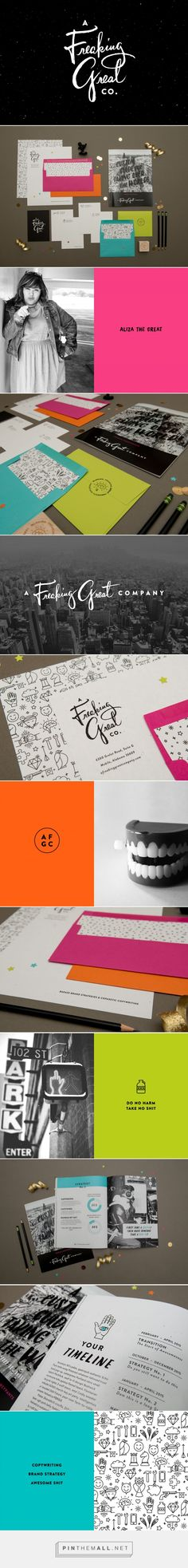 A Freaking Great Company Brand by Braizen | Fivestar Branding – Design and Branding Agency & Inspiration Gallery