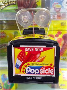 Original Popsicle Cooler Door Couponer Main