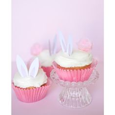 Bunny Party | OCP | Birthday Party Ideas | Party Blog found on Polyvore