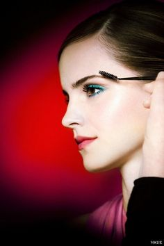 Emma Watson for Lancome 2013 Campaing | Photoshoot