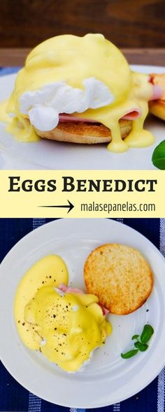 Eggs Benedict   Malas e Panelas