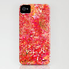Mars Caviar iPhone Case by Catherine Holcombe - $35.00