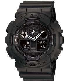Relógio Casio G-Shock GA-100-1A1