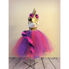 Cheshire Cat Costume Halloween Costume Adult Tutu Rave Raver Outfit... ($115) ❤ liked on Polyvore featuring costumes, grey, skirts, women's clothing, pink ladies halloween costume, adult costume, womens halloween costumes, pink cat costume and adult women costumes