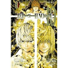Death Note, Tome 10 :