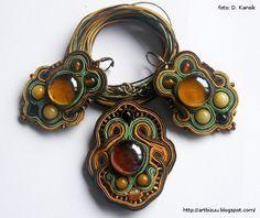 tuto soutache  http://artbizuu.blogspot.com/