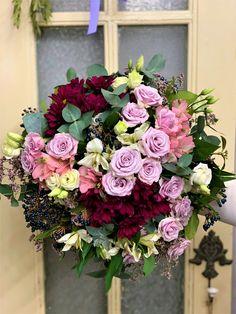 Kytcie - mix květin Floral Wreath, Wreaths, Decor, Floral Crown, Decoration, Door Wreaths, Deco Mesh Wreaths, Decorating, Floral Arrangements