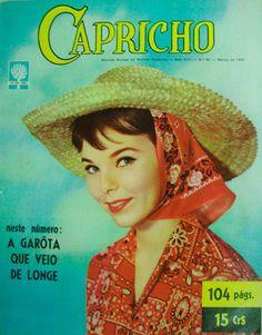 Revista Capricho 1959