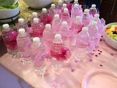 Baby shower water bottles GlamLuxePartyDecor: FREE SHIPPING! Creative, Unique, Personalized Glamorous Designer Party Decorations and keepsakes. Theme party Decor packages. 1st Birthday parties, pink princess tutu, weddings, christenings, holiday celebration, bridal shower, babyshower, bachelorette, Super Bowl, etc. #jacquelineK