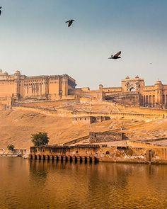 Amber Fort near Jaipur, India