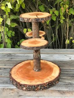 This cupcake/cake stand is just perfect for any occasion! Use it for a wedding, bridal or baby shower, birthday party or any shindig! It can be dressed up for a rustic glam look, or down for a country event! It is 15-18 inches tall. The bottom/base round is between 11-13 inches