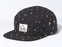 Arrows 5 Panel Hat By PREVIEW