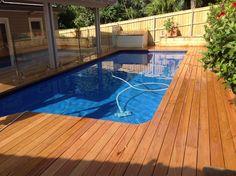 Blackbutt Pool Deck
