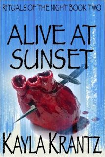 The Antrim Cycle: Book Review: Alive at Sunset by Kayla Krantz