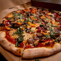 Unexpectedly Great Pizza Toppings You Aren't Using (but Should Be)
