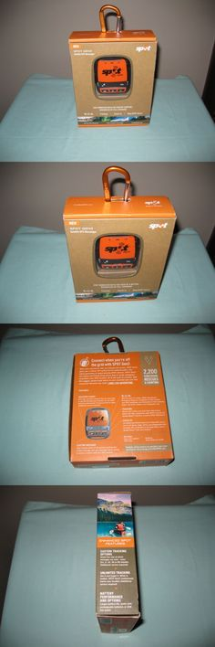 Tracking Devices: Spot Gen3 Satellite Gps Messenger -New -S.O.S.-Tracking BUY IT NOW ONLY: $144.0
