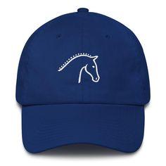 Horse Profile Classic Cap