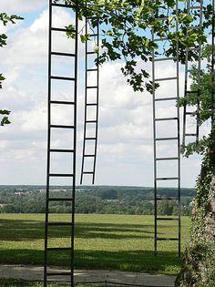 """"""" L'Arbre aux échelles """" de François Méchain"""