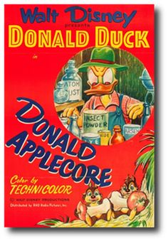 Donald Applecore - Who's your friend?