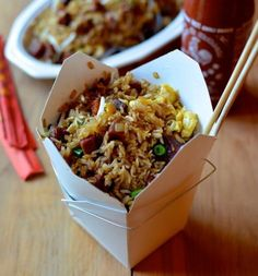 Classic Pork Fried Rice | 15 Easy Fried Rice Recipes To Make Tonight | Homemade Recipes