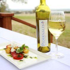 Best Texas Hill Country Wineries | Wine Road 290, Fredericksburg, Texas | Pedernales Cellars Viognier