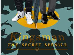 Kingsman - This stops here. by Neil Shrubb supported by 20th Century Fox