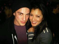 Kelly Hu - Pearl - TVD - The Vampire Diaries