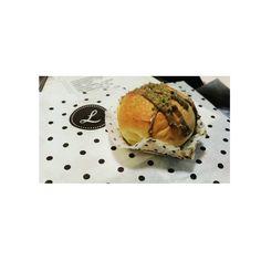 Momento di vero godimento  #nuvolettaalpistacchio  #dessert #desserts #delicious #yummy #sweet #sweettooth #yumyum #soup #foodstagram #foodpic #soyummy #cake #pie #applepie #readbeanpie #fruitcake #bread #chocolate #icecream #cream #blueberrys #foodie #love #handmade #sugar #cheese #cheesecake #loveit