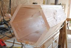 Building an Anastasia beehive