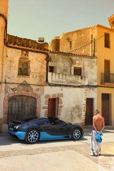 driven. bugatti veyron grand sport vitesse.