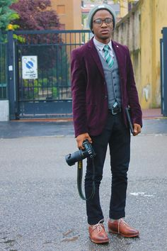 real guy. street style
