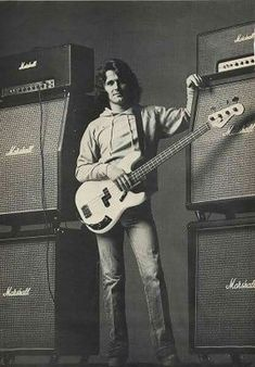 It's not Rock'n'Roll unless there are pictures to prove it. Rock N Roll, Music Production Companies, John Wetton, Steve Howe, John Payne, King Crimson, Uriah, Studio Gear, Progressive Rock