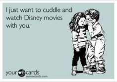 "If i could replace ""disney"" with ""zombie"" this would definitely be something i would say..."
