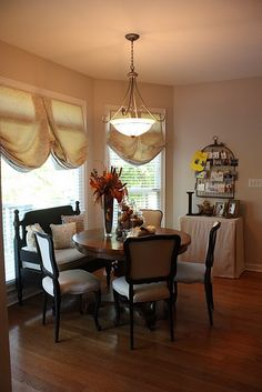 bench seat for the dining room