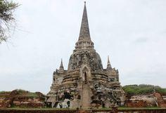 Wat Phra Si Sanphet. Thailand, Ayutthaya- Travelhype