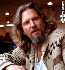The Dude must abide when it comes to staying warm and looking good during the winter with the Big Lebowski Sweater. This comfy and stylish replica Cowichan sweater looks just like it did in the cult classic film, but that's just like, our opinion, man. The Big Lebowski, Big Lebowski Sweater, El Gran Lebowski, Clint Eastwood, Gorillaz, Jorge Guzman, Cinema Video, Dudeism, Moslem
