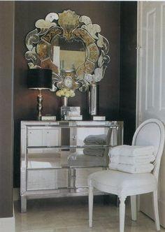 Things We Love: Venetian Mirrors