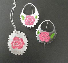linea abu / María Sólorzano / Contemporay Jewelry