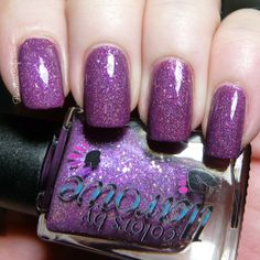 Colors by Llarowe: Emily's Imagination Collection - Swatches and Review | Pointless Cafe