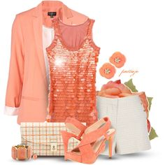 A fashion look from June 2013 featuring Topshop blazers, Miso shorts and Diane Von Furstenberg sandals. Browse and shop related looks.