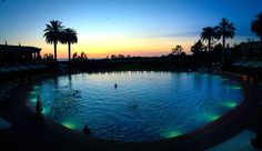 """Thank you for sharing your favorite #pelicanhill #memory with us, Craig! """"The last few moments of our Spring Break 2015 stay at The Pelican Hill Resort were spent pool side at the glorious Coliseum pool."""""""