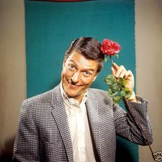 Dick van Dyke - Especially his role as bert in Mary Poppins