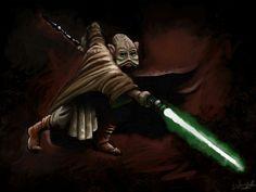 Sullustan Jedi