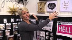 Heidi Swapp - Marquee Light Box and Lighting Products - CHA 2016