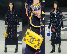 Chanel Otoño-Invierno 2013/2014 | Paris Fashion Week