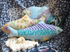 Hey, I found this really awesome Etsy listing at https://www.etsy.com/listing/166944169/quirky-hand-made-fabric-fish