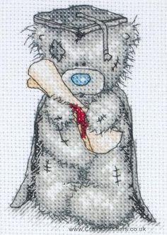 Graduation - Tatty Teddy Cross Stitch Kit